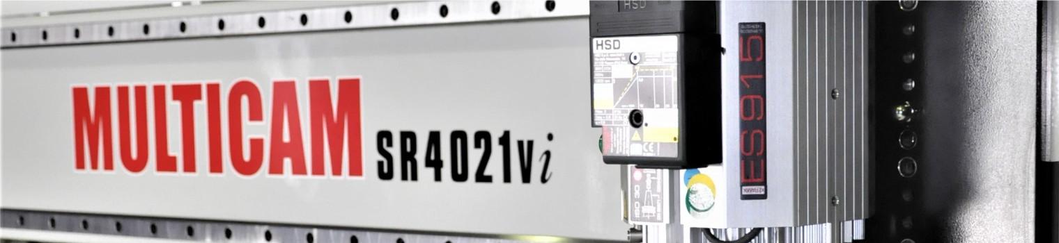 Multicam SR4012 CNC