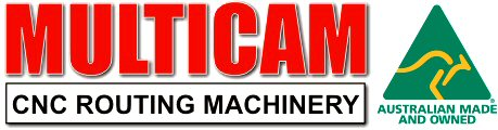 Multicam CNC routing machines