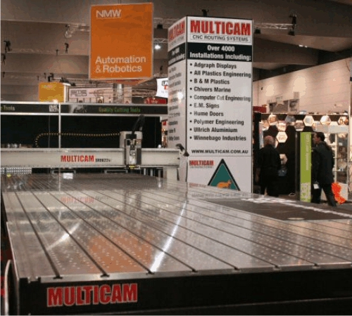 Engineering Industries - Multicam CNC Routing Machinery