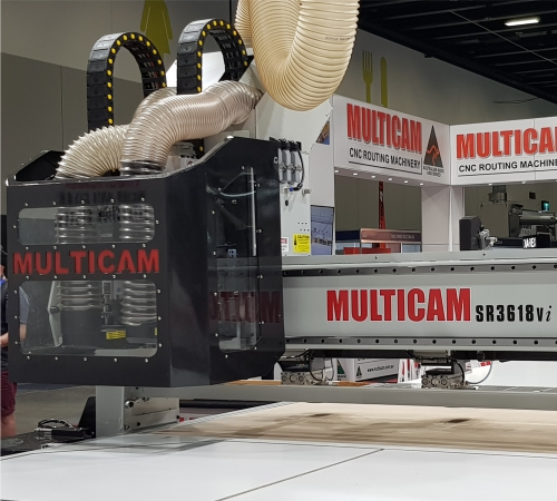 Awisa Woodworking Industry Multicam Cnc Routing Machinery