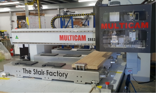 The Stair Factory