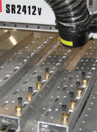 Metal Cutting CNC Routers